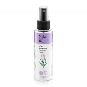 Make Me Bio - Violet Fields - Woda Lawendowa 100 ml